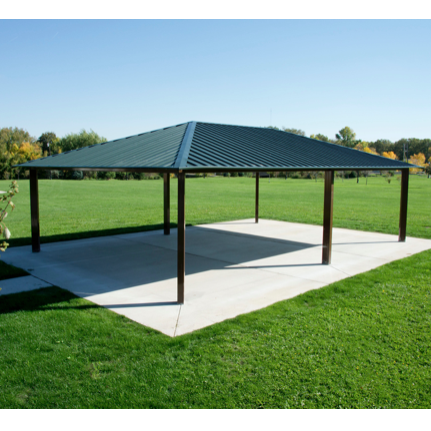 Park | Shelter | Hip | Two Tier