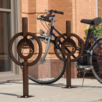 Bike Parking | Art Hitch | Coffee Mug