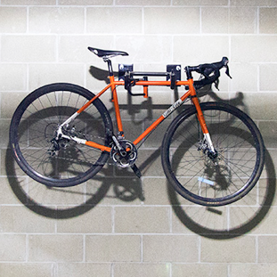 Bike Room | Wall Rack