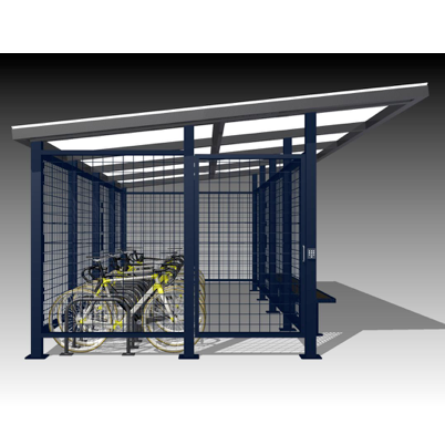 Bike Shelter | Incline