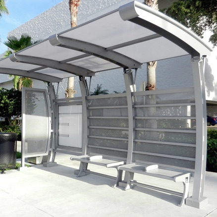 Bus Stop | Shelters