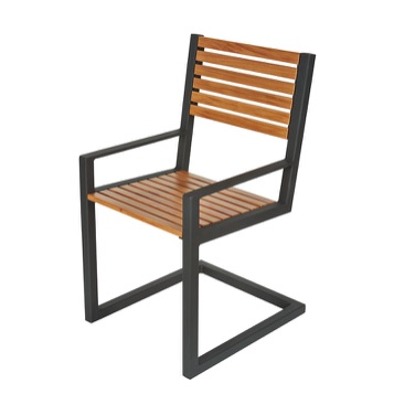 Cafe Chair | Plank Ipe