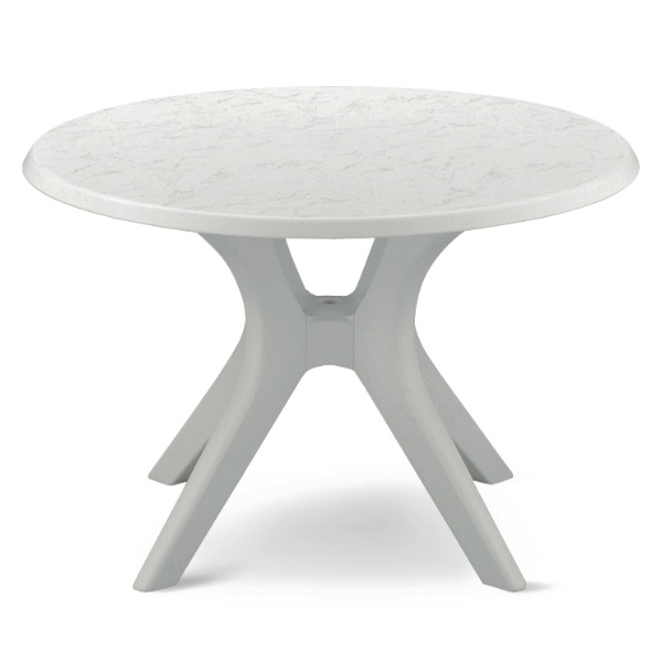 Kettalux� Plus Resin Round Top Table - 46