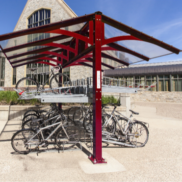 Bike Shelter | Kolo