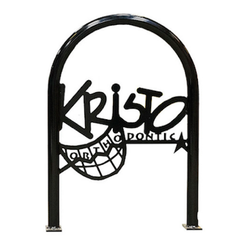 Bike Parking | Hoop Art | Kristo