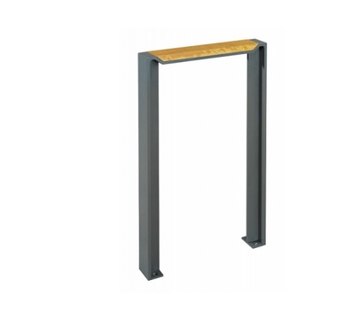 Bike Rack | Square Edge