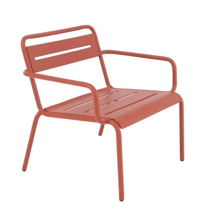 Outdoor Lounger Chair | Star
