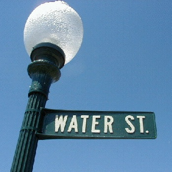 Street Sign | Decorative | Levittown | 24x6