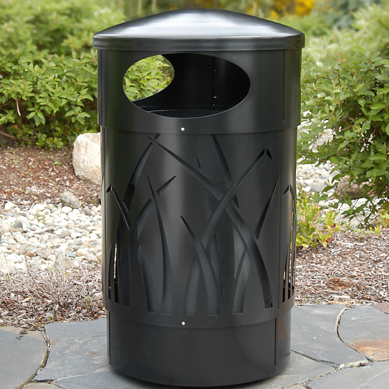 Trash Can | Round | Meadow 07