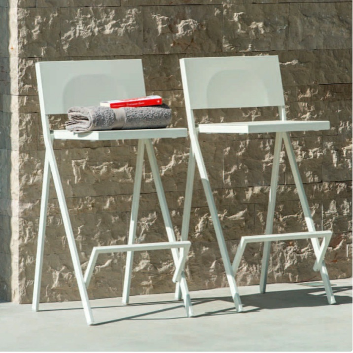 Outdoor Bar Chair | Mia