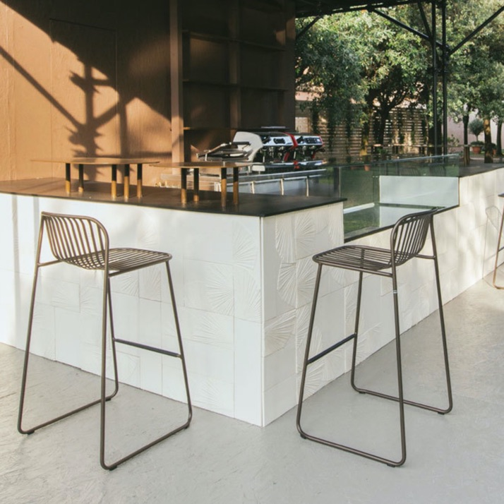 Outdoor Bar Chair | Riviera