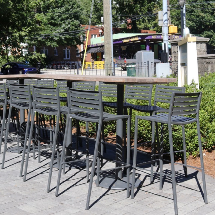 Outdoor Bar Chair | Segno