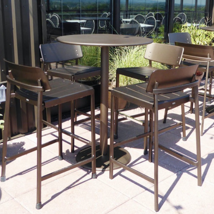 Outdoor Bar Chair | Shine