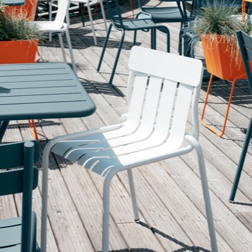 Cafe Chair | Stripe