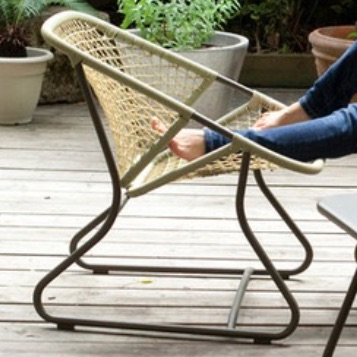 Outdoor Chair | Sixties