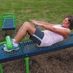Outdoor Exercise and Fitness | Sit-Up