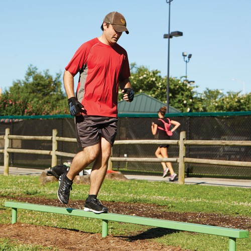 Outdoor Exercise and Fitness | Balance Beam