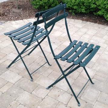 Outdoor Folding Chair | Bistro 6301