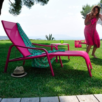 Outdoor Lounger | Alize 8908