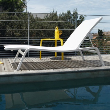 Outdoor Lounger | Alize SX 8909