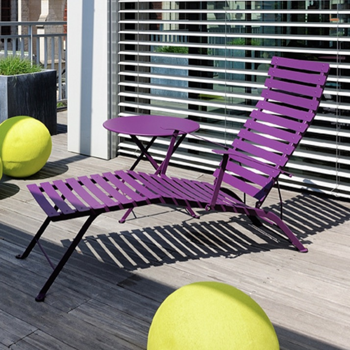 Outdoor Lounger | Bistro 1601