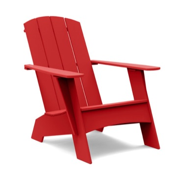Outdoor Lounger Chair | Adirondack 4SCC