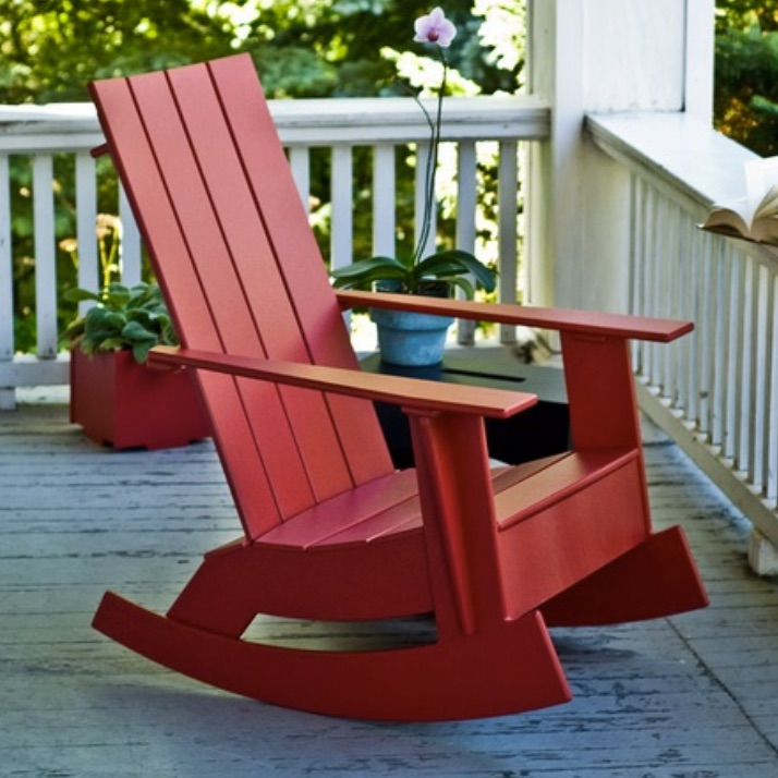 Outdoor Lounger Chair | Adirondack 4SFR