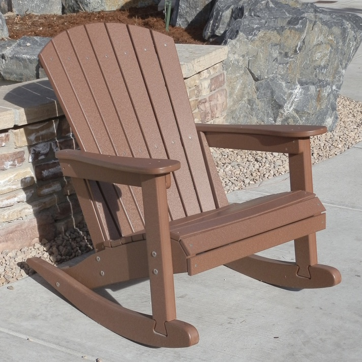 Outdoor Lounger Chair | Adirondack FBR