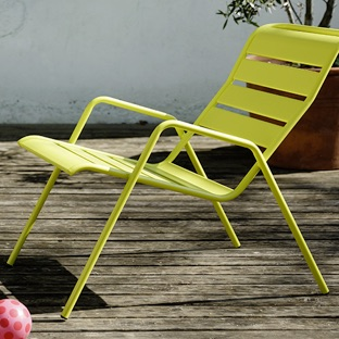 Outdoor Lounger Chair | Monceau 4804