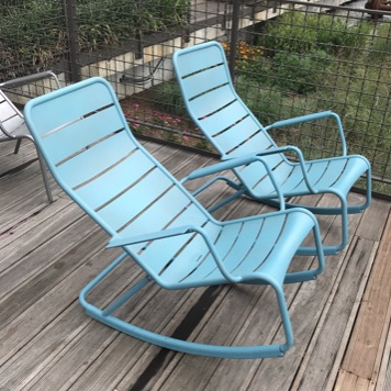Outdoor Lounger Chair | Luxembourg 4166