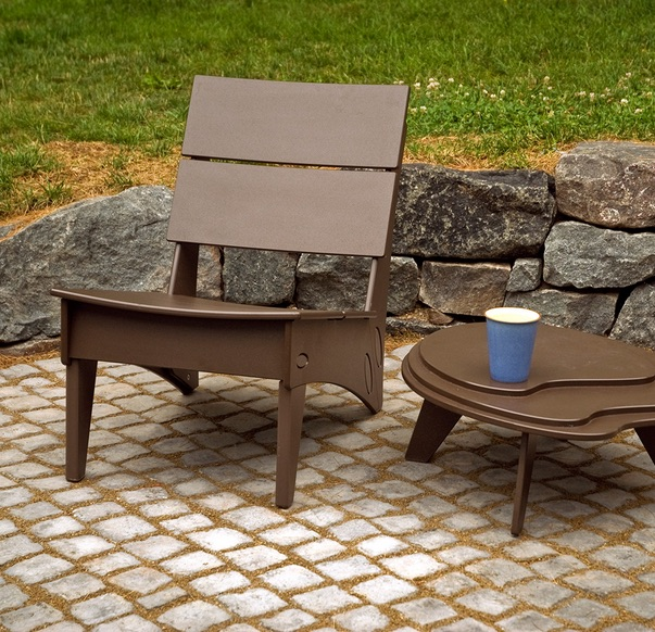 Outdoor Lounger Chair | Vang