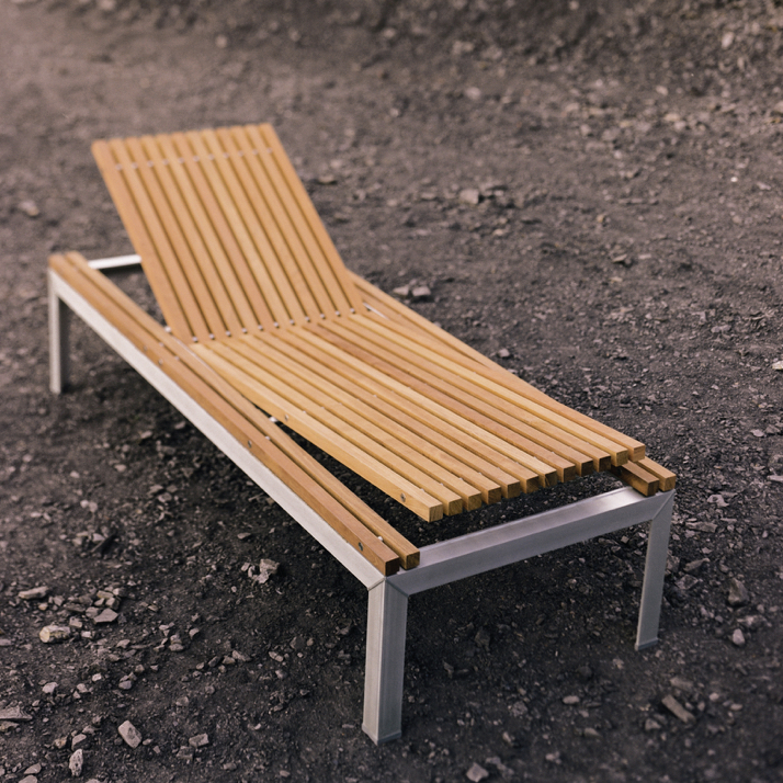 Outdoor Lounger | Extempore 19058