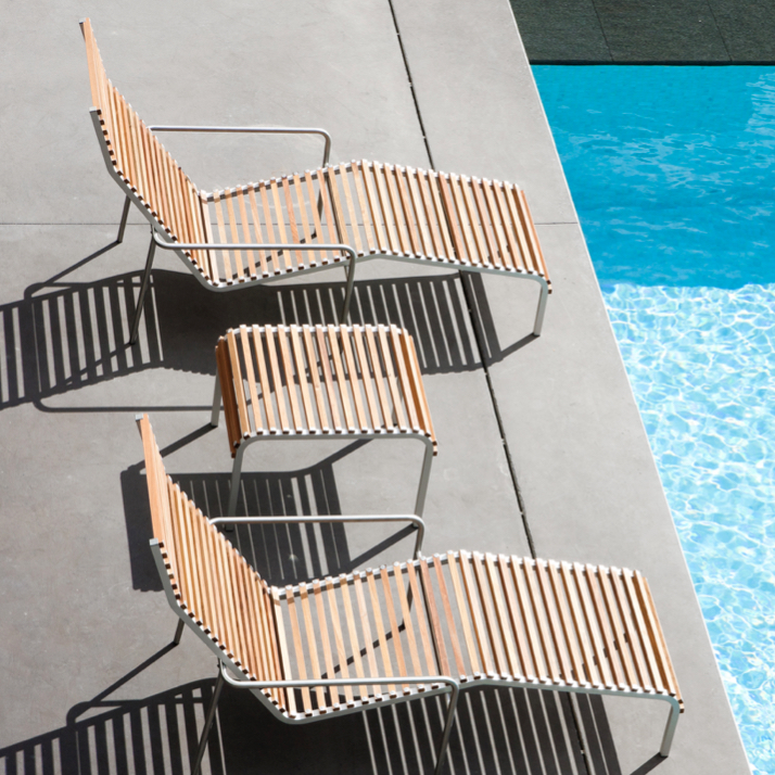 Outdoor Lounger | Extempore 19198