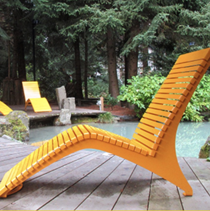 Outdoor Lounger | 720 M