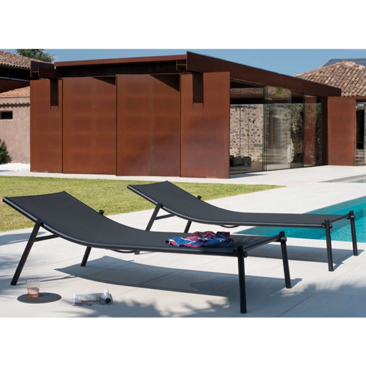Outdoor Lounger | Terramare