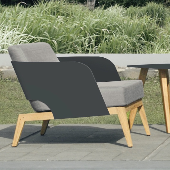 Outdoor Sofa | Kaat 1
