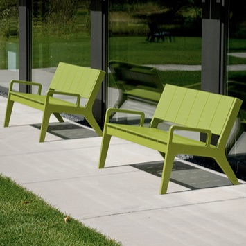 Outdoor Seating | No. 9