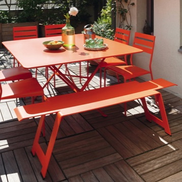 Outdoor Seating | Origami