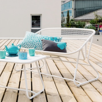 Outdoor Seating | Sixties