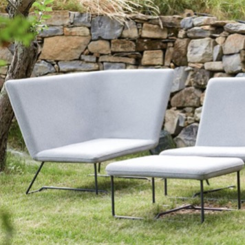 Outdoor Sofa | Ultrasofa 6240