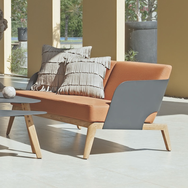 Outdoor Sofa | Kaat 2
