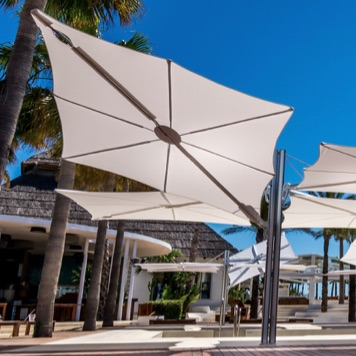 Outdoor Umbrella | Diamond