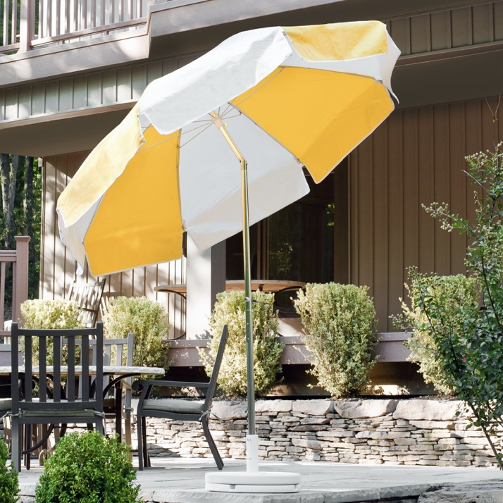 Outdoor Umbrella | Laurel Octagon
