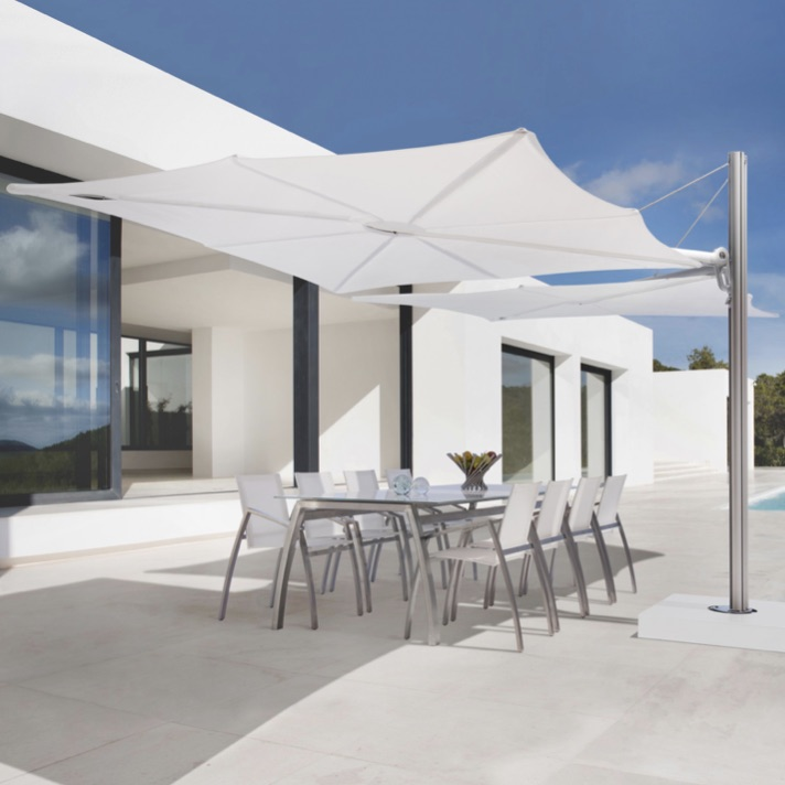 Outdoor Umbrella | Spectra Tandem