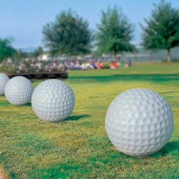 Park Furniture | Bollard | Golf Ball