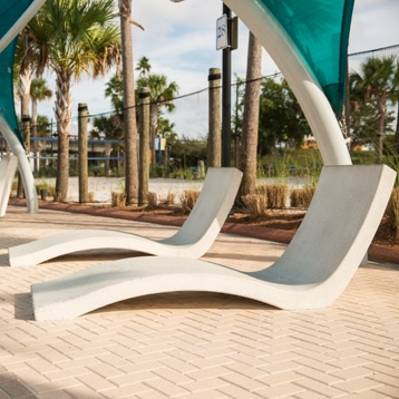 Park Furniture | Sunlounger | 5062