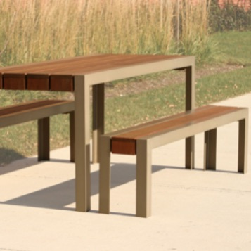 Park Table | Wood | 1050 | 7028