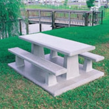 Park Table | Concrete | 3215 | 8462
