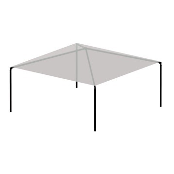 Park Sunshade | Square | Hip