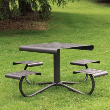 Park Table | Metal | 1100 | 3636 | Chairs